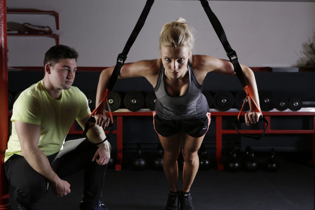 What are the benefits of in home personal training nj fitness pros